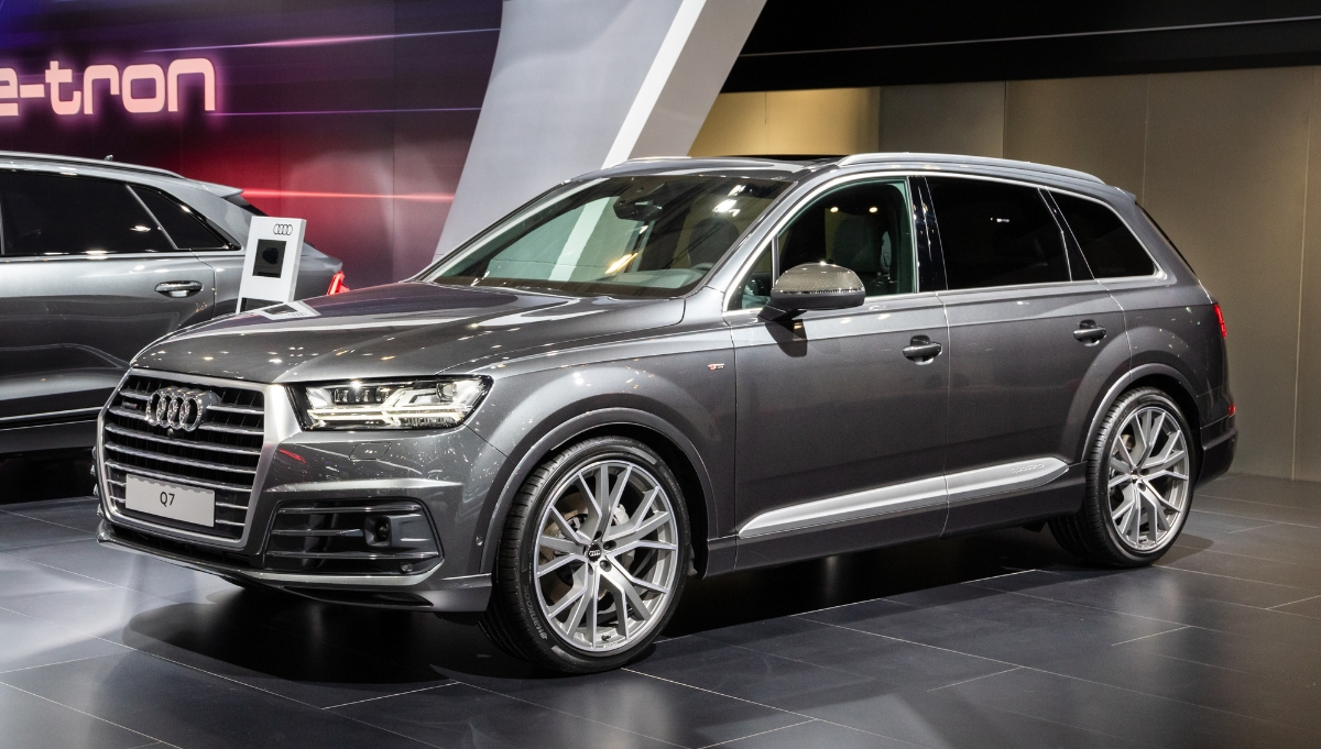 Best Midsize Luxury SUV for 2019